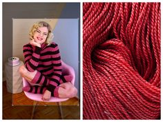 Good tips on photographing knitwear.