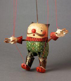 Sota Sakuma: Marionette Series  作品写真