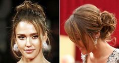 Casual Updos Hair Style