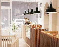 The Monocle Café on 18 Chiltern Street, London, UK | http://www.yatzer.com/monocle-cafe-london