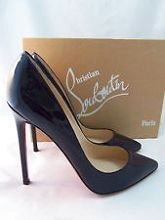 26627880dc4 Every woman should enjoy the winter in a pair of Christian louboutin black  heels that is