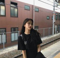 Fashion asian girly heart 20 Ideas for 2019 Korean Girl Fashion, Korean Fashion Trends, Asian Fashion, Trendy Fashion, Ulzzang Korean Girl, Cute Korean Girl, Korean Aesthetic, Aesthetic Girl, Uzzlang Girl