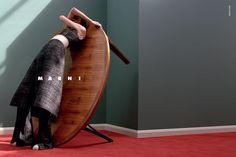 Marni FW15 | Photography Jackie Nickerson | Art Direction Giovanni Bianco & GB65 | Styling Lucinda Chambers | Hairdressing Sam McKnight | Make up Tom Pecheaux