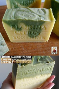 Natural Handcrafted Soap Google for Citrus Soaps from The Tree ...Natural Handcrafted Soap Google 2 tree soaps citrus and tea tree - The world's most diverse trees and plant-life gives our products a variety of beautifying benefits and earthy, scents. Soaps from The Tree ... #Florida #Australia #Google #tree #handmadesoap #citrus Australian Tea Tree, Australian Food, Tea Tree Soap, Coconut Soap, Greek Olives, Olive Oil Soap, Organic Soap, Handmade Soaps, Cocoa Butter