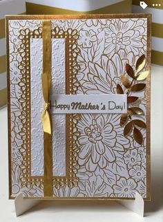 Stampin' Up! Handmade Birthday Cards, Greeting Cards Handmade, Mothersday Cards, Sunflower Cards, Stamping Up Cards, Pretty Cards, Paper Cards, Homemade Cards, Wedding Cards