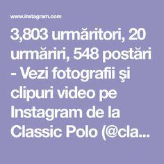 Clipuri Video, Polo, Photo And Video, Instagram, Polos, Tee, Polo Shirt