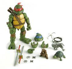 Mondo's Teenage Mutant Ninja Turtles: Leonardo 1/6 Scale Collectible Figure