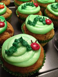 Debbie's Little Sweets: The Very Hungry Caterpillar
