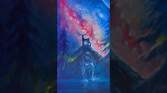 My painting of Actaeon turnet into a stag by the goddess Artemis Artemis, Lava Lamp, Watch, Painting, Bracelet Watch, Paintings, Clocks, Draw, Wrist Watches