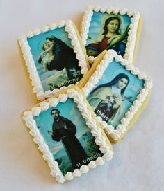All Saints Day Cookies