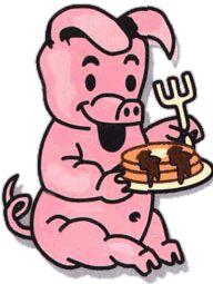 Pig N Pancake :) - Astoria, Oregon