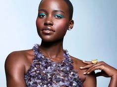 Maquiagens de Lupita Nyong'o