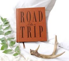 Are you interested in our Road trip Travel Journal? With our Road Trip you need look no further. Roadtrip Journal, Backpacking Packing List, Sing Along Songs, Perfect Road Trip, Road Trip Adventure, Leather Cover, Thought Provoking, Writing Prompts, Photo Book