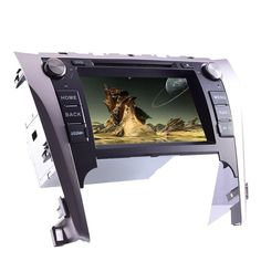 Car DVD Player for Toyota Camry 2012 2014 CANBUS in Dash Car stereo Video Radio GPS Navigation Unit wifi Automotive Autoradio #Affiliate