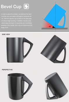 Bevel Cup | Via: Dornob