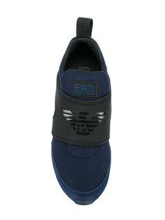 7b11974414d Ea7 Emporio Armani Zapatillas slip-on - Farfetch
