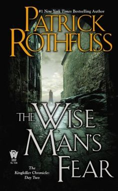The Wise Man's Fear (Kingkiller Chronicles Series #2)  Excellent book! Just as good as the first in the trilogy. Can't wait for the third to come out this fall!