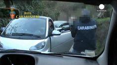 Detenidas 44 personas en Italia en la operación 'Mafia Capital'