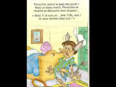 Pinocchio, Winnie The Pooh, Disney Characters, Fictional Characters, Family Guy, French, Youtube, Tongue Twisters, Learn French
