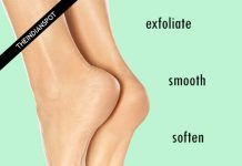 FOOT CARE TIPS TO TRY AT HOME FOR BEAUTIFUL AND HAPPY FEET