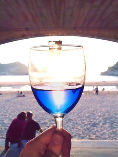 Le vin bleu, vin du changement en Espagne