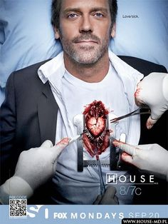 House MD. Simply the BEST!
