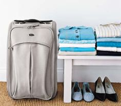 The Best Way to Pack a Suitcase