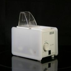 Major Appliances>Air Coolers & Humidifiers:	Portable Humidifier (White)