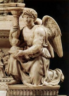 Michelangelo Buonaroti Angelo - Chiesa di S. Domenico - Bologna