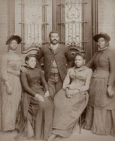 FCBTC / Early 1900's - Family portrait