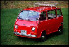SUBARU SAMBERの画像:OLD VAN Archives