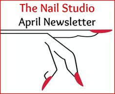 The Nail Studio April 2013 Newsletter. http://conta.cc/17ggI1N