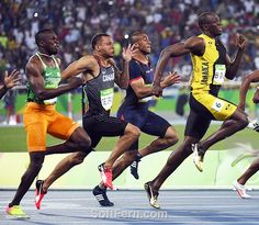 Usain Bolt is the first three-time gold medalist in Olympic history. b9845197c