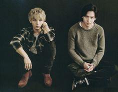 yamada ryosuke // ikuta toma // japan // men's fashion // hey say jump √