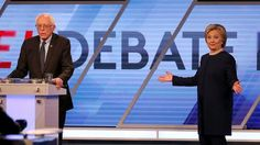 Clinton and Sanders won't call Trump a racist but they ripped him apart anyway http://ift.tt/1QIFP4R  Republican presidential front-runner Donald Trump has a lot of work to do before he wraps up his partys nomination but he spent a lot of time front and center at his rival partys debate on Wednesday night.  Democratic presidential candidates Hillary Clinton and Bernie Sanders were both asked whether Trump is a racist but neither were willing to call him that. Even so they werent afraid to…