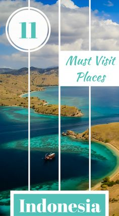 11 must visit places in Indonesia. We've been lucky to spend several weeks exploring this country and while we've only scratched the surface, we've uncovered many special places. This guide is not exclusive to all the wonder on offer in Indonesia but we'r
