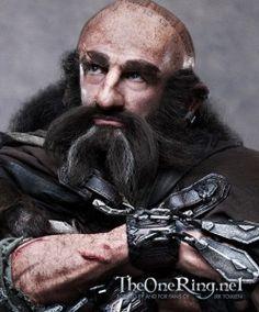 Graham McTavish - Dwalin the Dwarf, brother of Balin