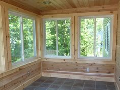 Astonishing communicated raised porch design click this link here now Screened Porch Designs, Screened In Porch, Closed In Porch, Sunroom Windows, Porch Enclosures, Four Seasons Room, Three Season Porch, Three Season Room, Cabin Porches