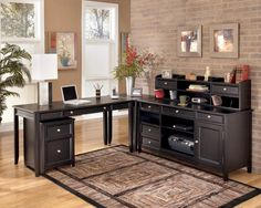 home office collections | Home Office Furniture/Office Desks - Carlyle Home Office Collection