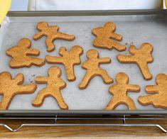 Ninjabread man cookie cutters