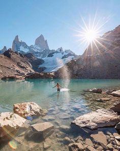 El Chalten Argentina. Photo by @taylormichaelburk Enjoy!...
