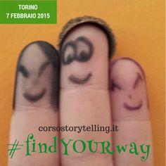 Mappa la storia del tuo Brand #findYOURway ti aiuta a scoprirla! Approfitta dello sconto fino al 10 gennaio, iscriviti!