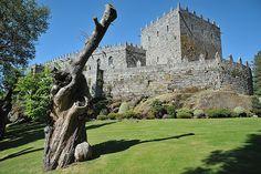 Pontevedra. Castillo de Sotomayor