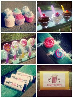 DIY Baby Shower Gift ( For this idea & more visit www.facebook.com/ForeverARomantic )