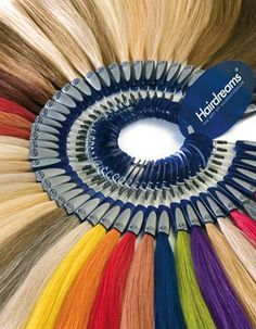 HOT! Hairdreams hair extensions | For appointments at Stewart & Company Salon, call (404) 266-9696.