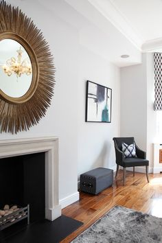 Interior Design Inspiration – Our portfolio showcases how we re-invent a tired two-storey apartment on Mayfair's iconic Green Street. Green Street, Interior Design Inspiration, Mansions, Furniture, Home Decor, Mansion Houses, Homemade Home Decor, Manor Houses, Fancy Houses