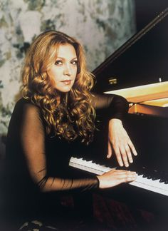 Eliane Elias - she probably shouldn't sing, but she's Brazil's gift to the piano.  Her segment on Calle 54 is one of the great female jazz performances on film.