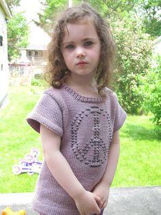 Classic Little T-Shirt (knitted)