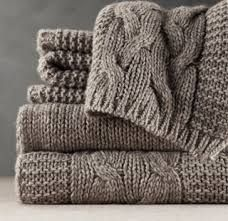 Image result for cable knitted throw