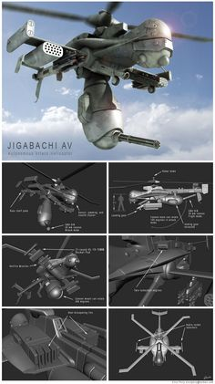 Post with 18 votes and 629 views. Ghost In The Shell Jigabachi AV helicoptor Flying Vehicles, Star Wars Vehicles, Army Vehicles, Military Weapons, Military Art, Military Aircraft, Strategic Air Command, Starship Concept, Arte Robot